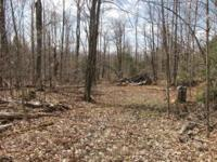 0.38 Acre Parcel on the Pickettville Road in