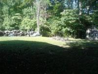 camp on patoka lake with cabin and 2 RVs. it has