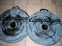 Asking $35 Campagnolo bike wheel bags. Never used. New