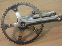 Campagnolo Record Track Crankarms 165MM (Great