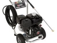 This 3200 psi pressure washer is the perfect size for