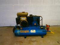 For Sale: CAMPBELL HAUSFELD 60 gal. air compressor. 220