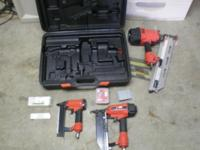 I have 3 Campbell Hausfield Air Nail weapons for sale.