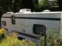 Camper for sale. A sloaris sunlite. 2001. Sleeps 4.