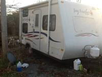 ... 2008 Jayco Featherlite 20 Ft. New condition, still