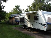 2007 Trail Sport Lite Hybrid Camper. Fully self