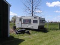 Classic Camper with kitchen and bath. In need of major