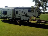 We have a beautiful Bayhill fifth wheel in excellent