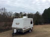 2012 Camper 15' long$6,800  Call  ask for Mack.2012