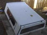 gem top camper off a 92' ford f250. $200 call