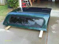Camper shell for toyota tundra 2000-2006 body style.