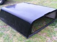 Mid size pickup Camper Shell $100 obo (came off the