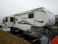 2011 Bristol Bay made by Winnebago with 4-slide's Has a