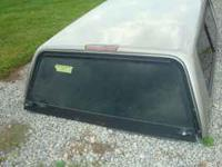 camper shell off of a 1996 s-10 standard bed. . $65.00
