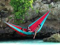 Massive-- Incredible-- Ticket to the Moon Hammocks.