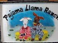This gets you a membership @ pajama llama ranch. You