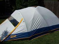 This is a nice new tent never been used just sitting in