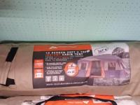 Misc style Ozark Trail tents, 2-12 person $25-$225