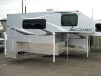 NEW 4-SEASON truck campers arriving soon. Never before