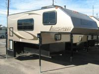 2013 Livin' Lite 8.5 Truck Camper  Never before has