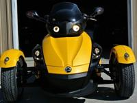 **& 2008 Can-Am SPYDER It is in excellent condition,