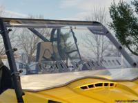 ON SALE | Can-Am Commander Aerovent Lexan UTV