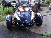2010 can am rt 17464 miles new tires ,brakes, and