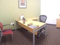 Availability consists of interior and window offices in