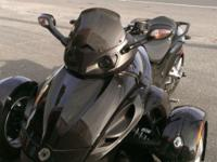 2012 Can-Am Spyder RS   Mint,two spyder