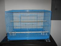 4 used  canary  cages