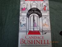 Candace Bushnell in extremely good condition ...  One