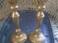 I have a set of candle holders for sale. They are 10