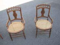 Gorgeous cane chair for sale perfect condition, only 1