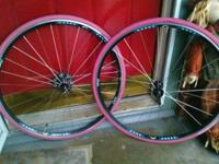 up for grabs a set of cane creek rims n tires , spin