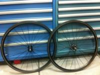 Cane Creek  VOLOS TRACK Wheelset Tubular NO stickers
