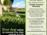 Glen Highland Farm, Inc is a 501c3 non-profit