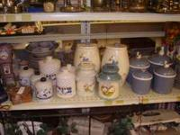 canisters can be seen at HAZEL GREEN THRIFT STORE 205