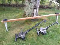Up for sale is a pair of Cannon Unitrol HP Down Riggers