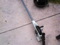 Cannon Fish Line Rigging   In good shape - $99 OBO