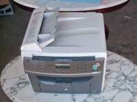 This is a Cannon MF435 Laser all in one printer.