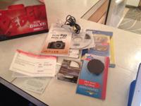 Canon Rebel EOS electronic XTi (black) package visits