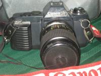 Cannon T/50 camera. Original owner, acquired new in