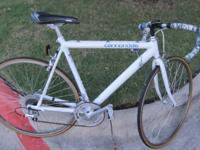 This a Cannondale 3.0 Criterion Series. Well first off
