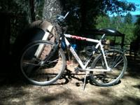I have an older Cannondale Mountain Bike in pretty good