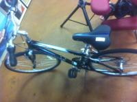 I have a black canondale experience bike for sale it is