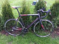 Cannondale Super EVO Red 58cm Full sram red Gruppo Like