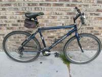 Cannondale Bicycle in good condition with the brakes