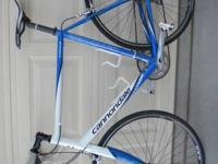 Cannondale CAAD8 Road Bike Almost New, size 61cm. $825