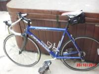 Cannondale CAAD9. Over 1400.00 invested. Only used it 1