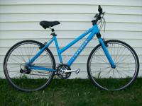 2002 Cannondale Silk 400 Adventure  Just received a
